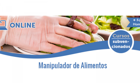 Curso obligatorio de manipulador de alimentos gratis