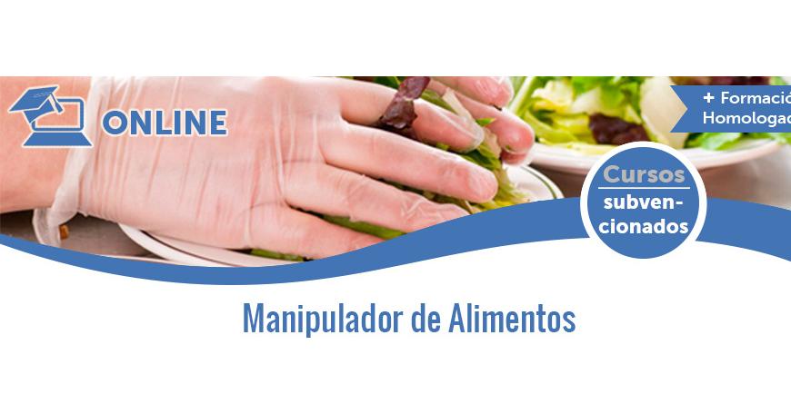 imagen de cabecera de manipulador de alimentos