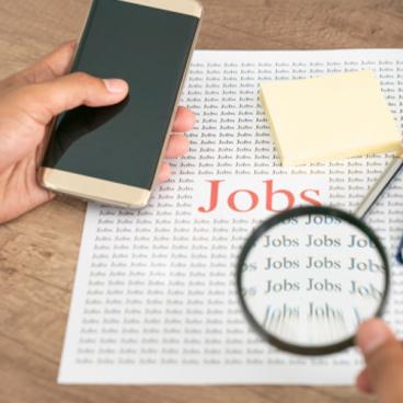 imagen de desempleados