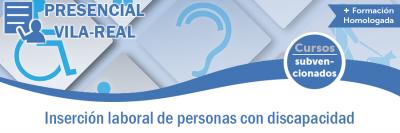 INSERCIÓN LABORAL DE PERSONAS CON DISCAPACIDAD