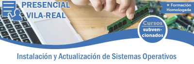 INSTALACIÓN Y ACTUALIZACIÓN DE SISTEMAS OPERATIVOS