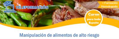 MANIPULACIÓN DE ALIMENTOS DE ALTO RIESGO
