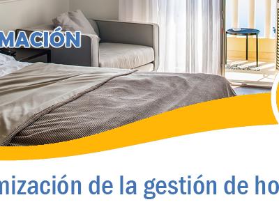OPTIMIZACIÓN DE LA GESTIÓN DE HOTELES