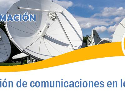 PRESENTACIÓN DE COMUNICACIONES EN LOS MEDIOS