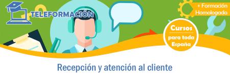 RECEPCIÓN Y ATENCIÓN AL CLIENTE