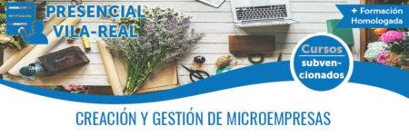 CREACIÓN Y GESTIÓN DE MICROEMPRESAS