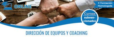DIRECCIÓN DE EQUIPOS Y COACHING
