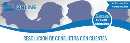 RESOLUCIÓN DE CONFLICTOS CON CLIENTES