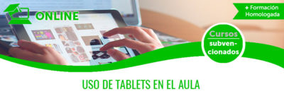 USO DE TABLETAS EN EL AULA
