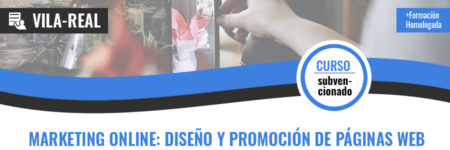MARKETING ON LINE: DISEÑO Y PROMOCIÓN DE SITIOS WEB.