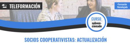 SOCIOS COOPERATIVISTAS: ACTUALIZACIÓN