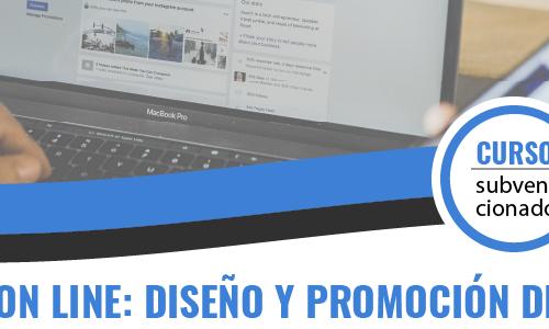 (ONLINE) MARKETING ON LINE: DISEÑO Y PROMOCIÓN DE SITIOS WEB