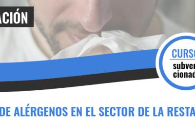 GESTIÓN DE ALÉRGENOS EN EL SECTOR DE LA RESTAURACIÓN