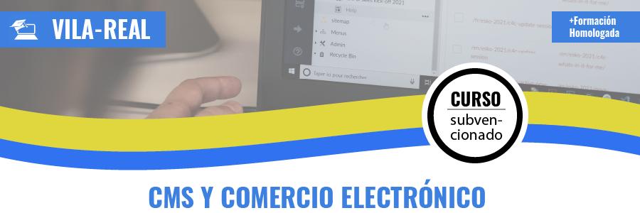 CMS Y COMERCIO ELECTRÓNICO