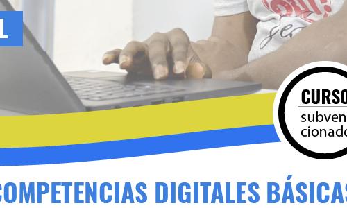 COMPETENCIAS DIGITALES BÁSICAS
