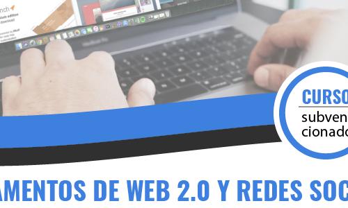 (ONLINE) FUNDAMENTOS DE WEB 2.0 Y REDES SOCIALES