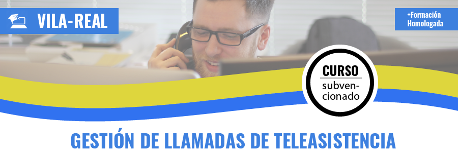 GESTIÓN DE LLAMADAS DE TELEASISTENCIA