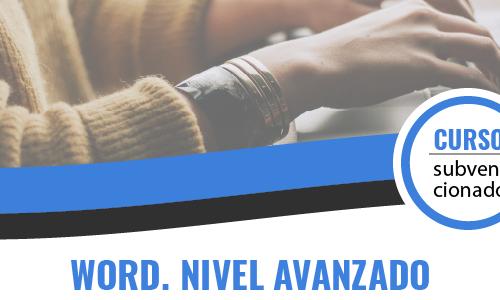 (ONLINE) WORD. NIVEL AVANZADO